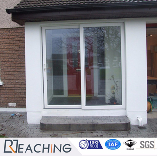 Softing Moving Peaceful Aluminum Glass Windows and Doors